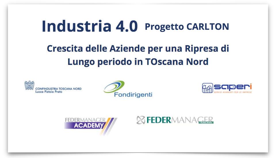 Industria 4.0 Carlton